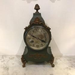 Pair of C1906-1920 Limoges French Porcelain Vases
