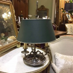 C1900 French Bouillotte Lamp