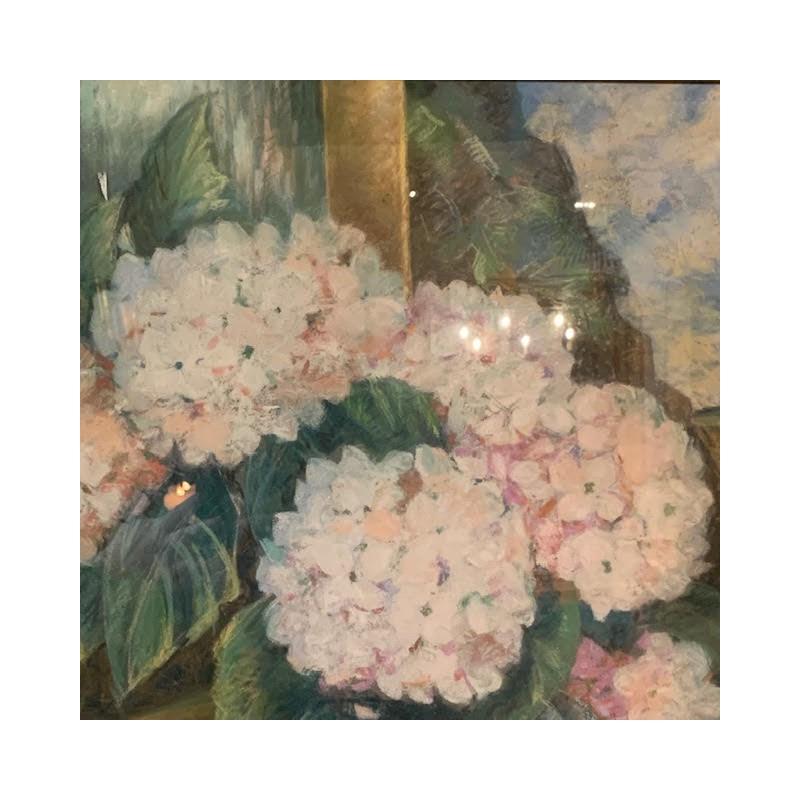 18th Century Wooden Swedish Box