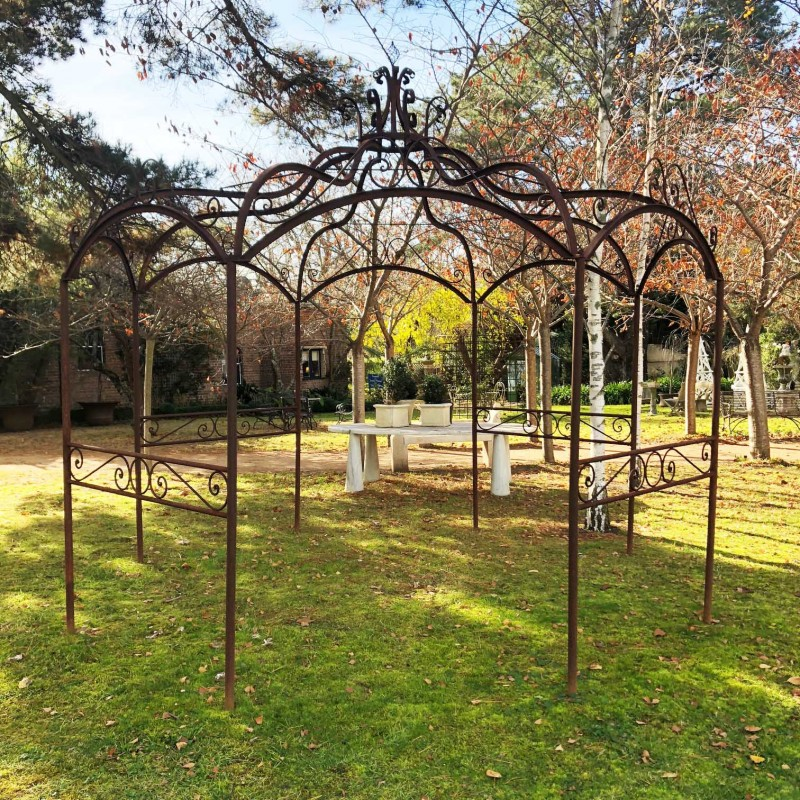 New french style gazebo for French style gazebo