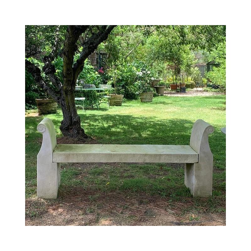 Outdoor Green Armchair