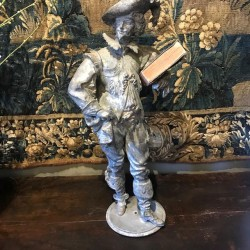 C19th French Spelter