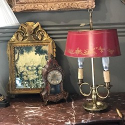 C1900 French Bouillotte Lamps