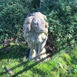 C1950 French Pair of Lion...