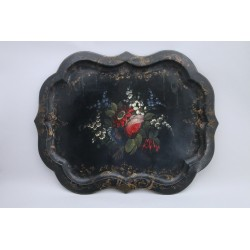 C1900 French Tôle Tray