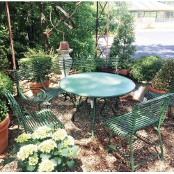 French Garden Table (Large)