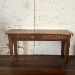 Antique Pine Topped...