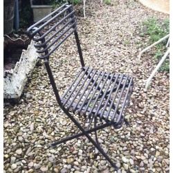 French Fold-up Garden Chair