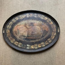 Early C19th French Tin...