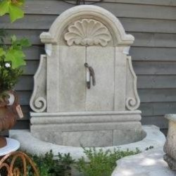 French Limestone Fountain...