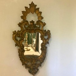 Pair of Rococco Mirrors