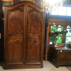 C18th Gendarme Armoire
