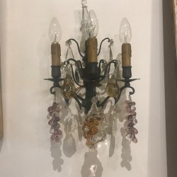C19th Pair of Wall Sconces