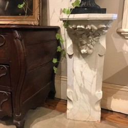 C19th French Ecclesiastical Pedestal