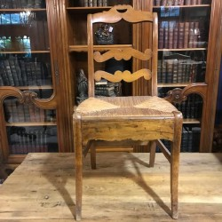 C19th Pair of Oak of...