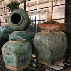 Vintage Ginger Jars