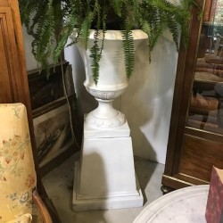 Decorative Design Urn and...