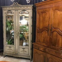 C1900 French Armoire