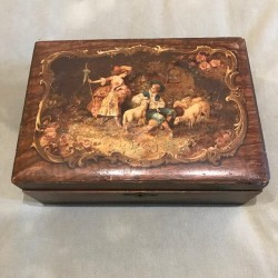 C19th French Decorative Box