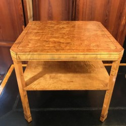 C1940 Birch Coffee Table