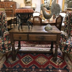 C18th French Oak Table