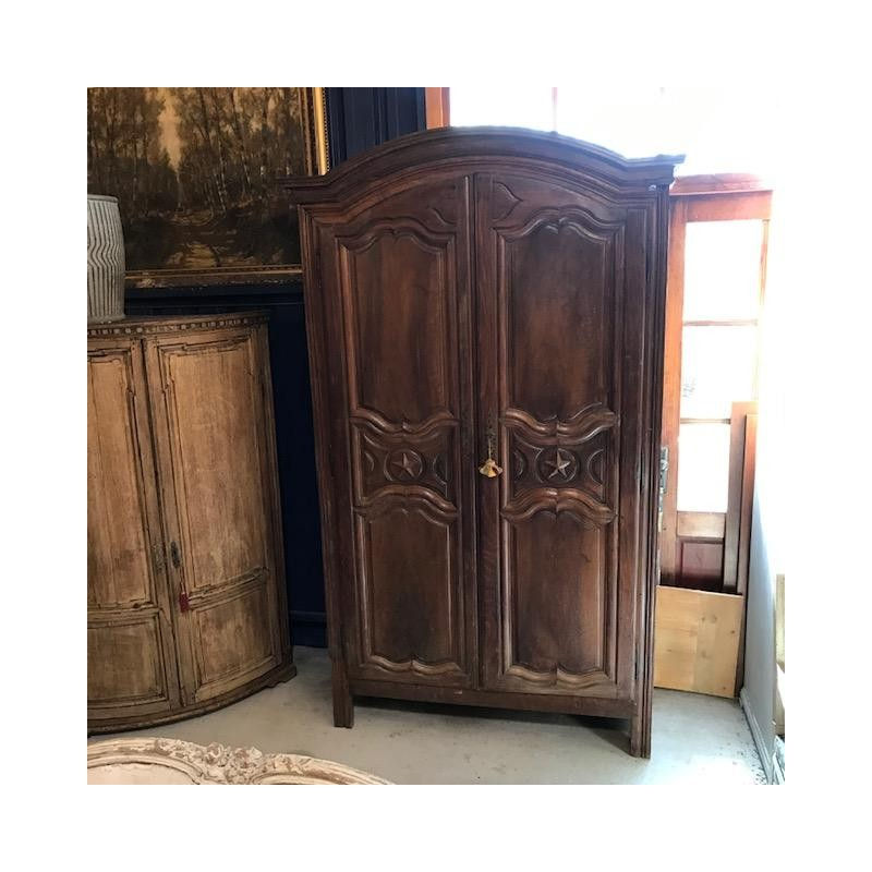 C18th French Armoire