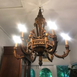 C19th French Chandelier