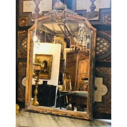 C1940 French Mirror