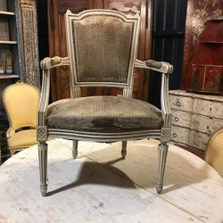 C1900 French Fauteuil