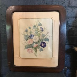 C1900 French Water Colour