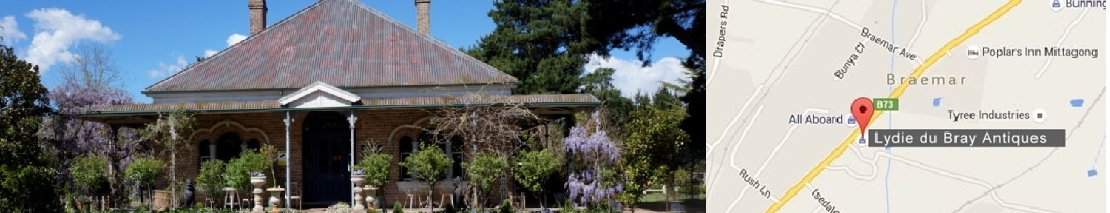 French Antiques in the southern highlands of New South Wales